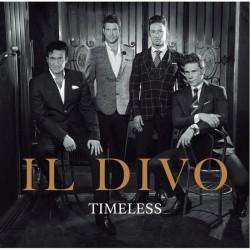 IL DIVO: Timeless CD