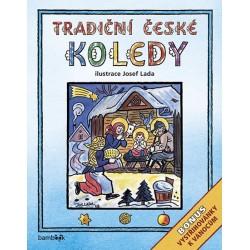 Tradiční české koledy (Bonus - vystřihovánky k Vánocům)