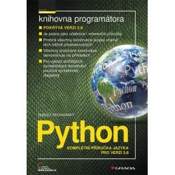 Python - Kompletní příručka jazyka pro verzi 3.8