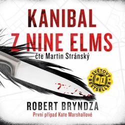 Kanibal z Nine Elms - CD (Čte Martin Stránský)