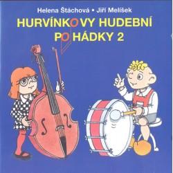 Divadlo S+H: Hurvínkovy hudební pohádky 2 CD