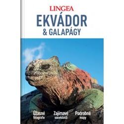 Ekvádor a Galapágy - Velký průvodce