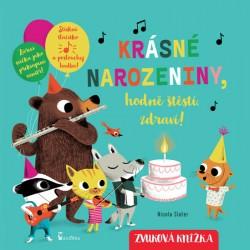 Krásné narozeniny, hodně štěstí, zdraví! - zvuková knížka