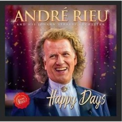 Andre Rieu: Happy Days CD