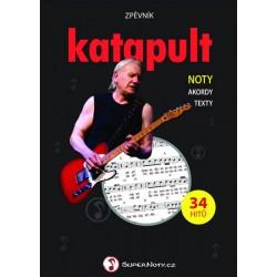 Zpěvník Katapult - Noty, akordy, texty
