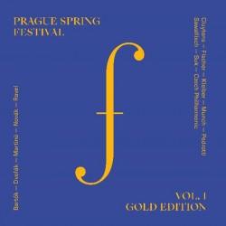 Prague Spring Festival Vol. 1 Gold Edition - 2 CD