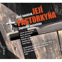 Její pastorkyňa / Zápisník zmizelého - 2 CD