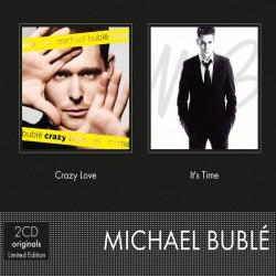 Michael Bublé: Crazy love It´s time 2 CD
