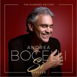 BOCELLI ANDREA Andrea Bocelli: Si Foerever Diamond edition CD