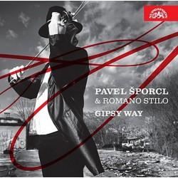 Gipsy Way / Bach, Brahms, Monti .../ - CD