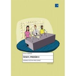 Česky, prosím II - Učebnice češtiny pro cizince