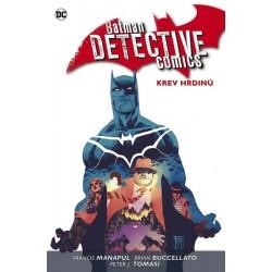 Batman Detective Comics 8 - Krev hrdinů