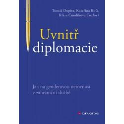 Uvnitř diplomacie - Jak na genderovou nerovnost v zahraniční službě