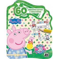 Prasátko Peppa - 60 zábavných aktivit