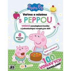 Prasátko Peppa - Vaříme a mlsáme s Peppou
