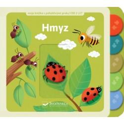 Hmyz - moje knížka s pohyblivými prvky