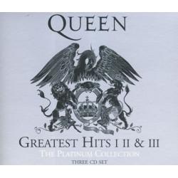 Queen: The Platinum Colleltion 3CD