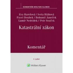 Katastrální zákon (č. 256/2013 Sb.). Komentář