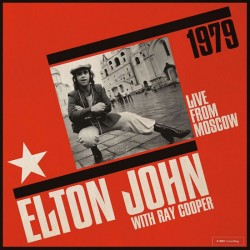Elton John: Live From Moscow 2CD