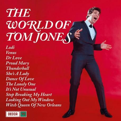 Tom Jones: The World of Tom Jones LP