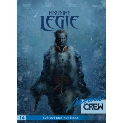 Modrá CREW 14 - Kroniky legie 3+4