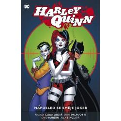 Harley Quinn 5 - Naposled se směje Joker