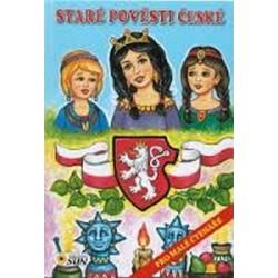 Staré pověsti české pro malé čtenáře