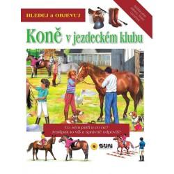Koně v jezdeckém klubu - Hledej a Objevuj
