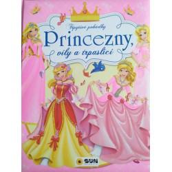 Princezny, víly a trpaslíci - Třpytivé pohádky