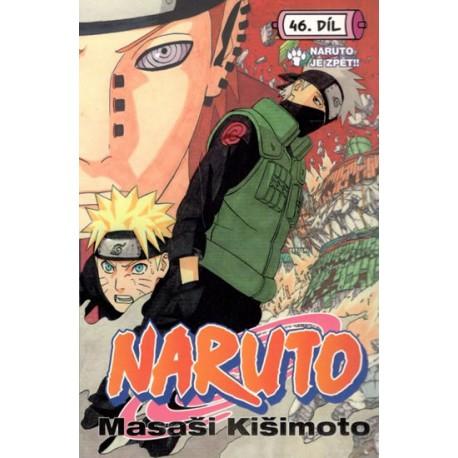 Naruto 46 - Naruto je zpět!!