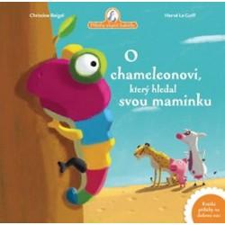 O chameleonovi, který hledal svou maminku
