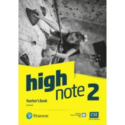 High Note 2 Teacher´s Book with Pearson Exam Practice