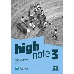 High Note 3 Teacher´s Book with Pearson Exam Practice