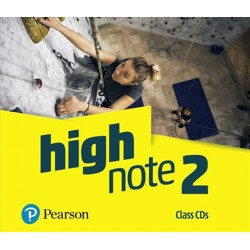 High Note 2 Class Audio CDs (Global Edition)