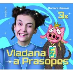 Vladana a Prasopes - 3 CDmp3