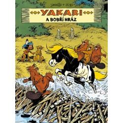 Yakari a bobří hráz