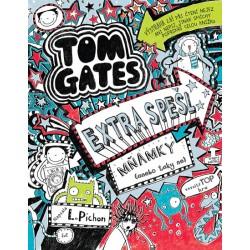 Tom Gates 6 - Extra spešl mňamky (anebo taky ne)