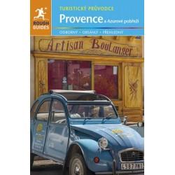 Provence a Azurové pobřeží - Turistický průvodce