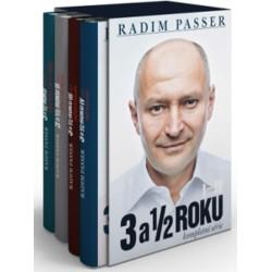 3 a 1/2 roku I-IV – dárkový box (kompletní série)