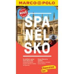Španělsko / MP průvodce nová edice