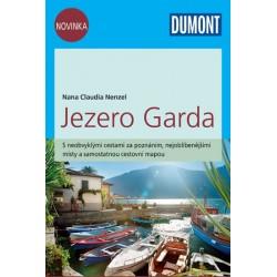 Jezero Garda - Průvodce se samostatnou cestovní mapou