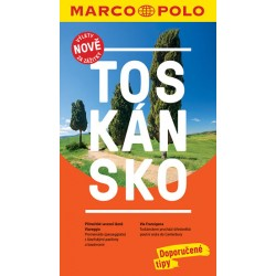Toskánsko / MP průvodce nová edice