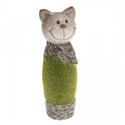 Zahradní dekorace - Kočka