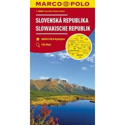 Slovensko 1:200T/mapa(ZoomSystem)MD