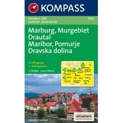 Marburg,Pomurje,Drautal 2802 / 1:75T NKOM