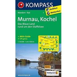Murnau,Kochel 7 / 1:50T NKOM