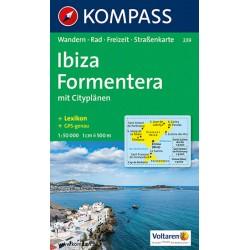 Ibiza,Formentera 239 / 1:50T NKOM