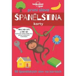 Španělština karty - První slova