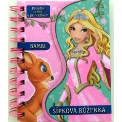 Bambi / Šípková Růženka - Pohádky a hry o princeznách