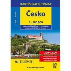 Česká republika - autoatlas 1:200 tis.